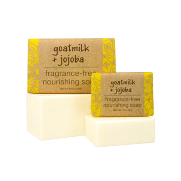 Essential Oil Soap in Goatmilk and Jojoba