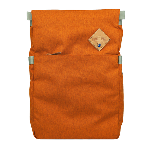 Campus Backpack in Orange