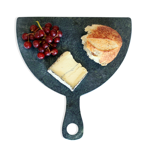 Half Circle Paddle Serving Board