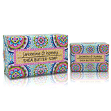 Shea Butter Soap in Jasmine and Honey
