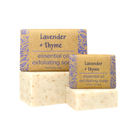 Essential Oil Soap in Lavender and Thyme
