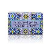 Shea Butter Soap in Lavender and Jojoba