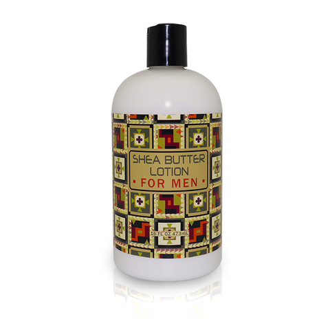Shea Butter Lotion for Men