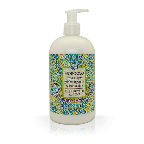Destination Spa Lotion in Morocco Ginger and Argan Oil