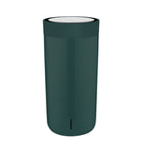 To Go Click 0.34L in Pine Green