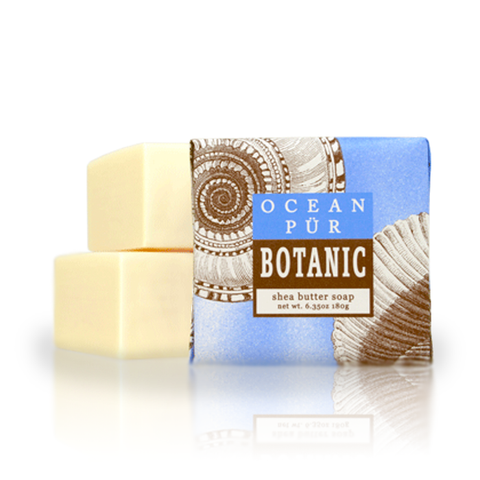 Botanical Scents Soap in Ocean Pur