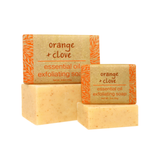 Essential Oil Soap in Orange and Clove