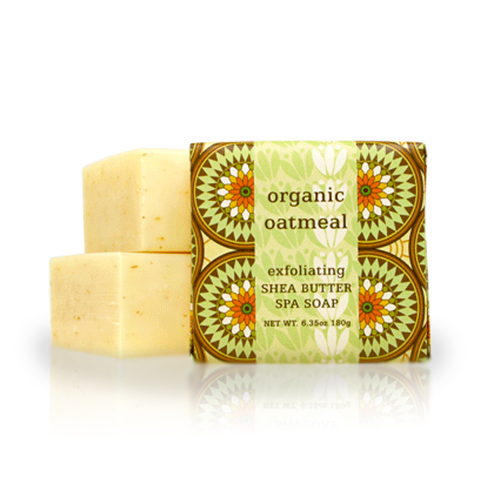 Botanical Scents Soap in Organic Oatmeal