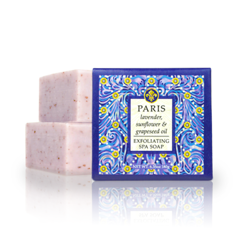 Destination Spa Soap in Paris Lavender