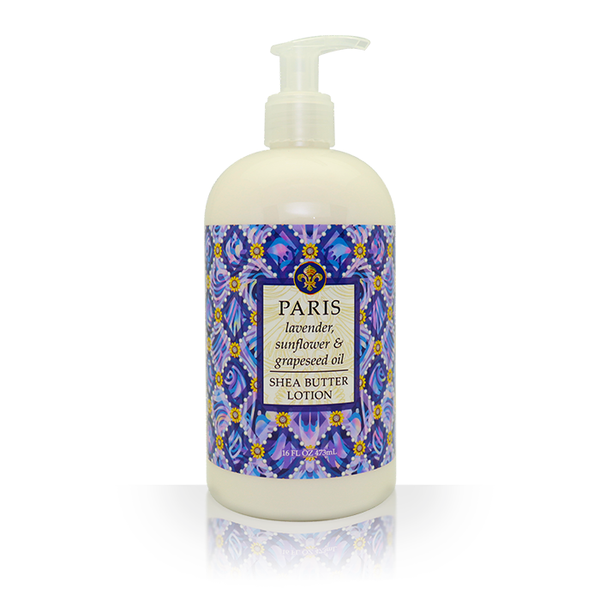 Destination Spa Lotion in Paris Lavender and Sunflower
