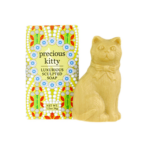 Sculpted Soap Precious Kitty