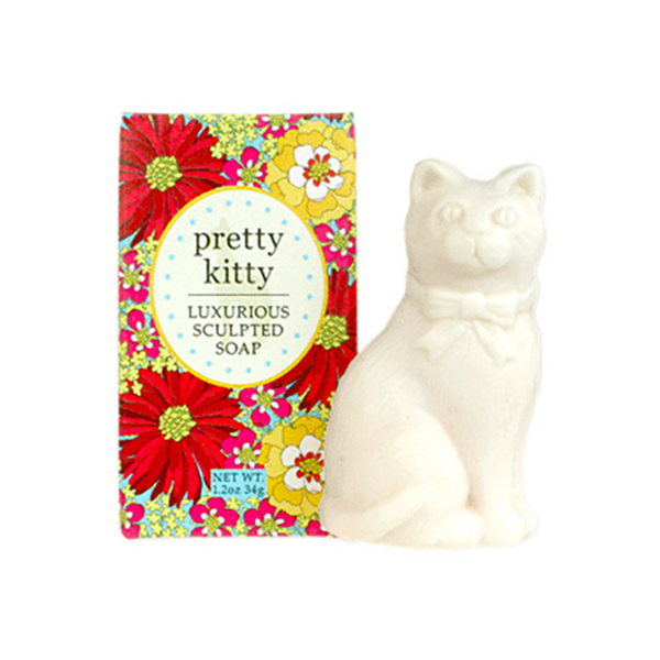 Sculpted Soap Pretty Kitty