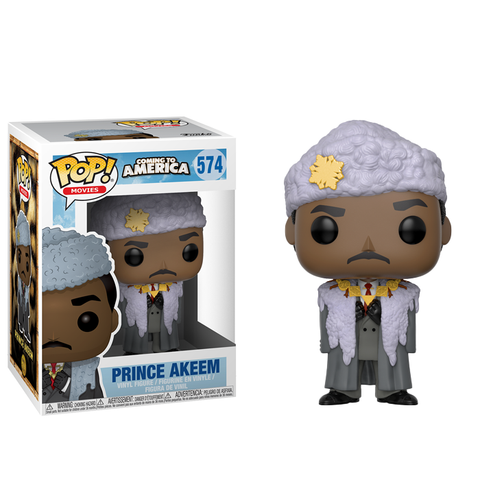 Pop! Movies: Prince Akeem