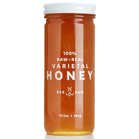 Bee Raw Maine Blueberry Honey