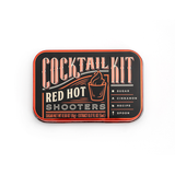 Cocktail Kits 2 Go - Red Hot Shooters Cocktail Kit