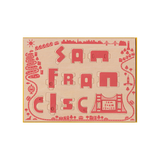 Play Deco 3D Robot San Francisco Card