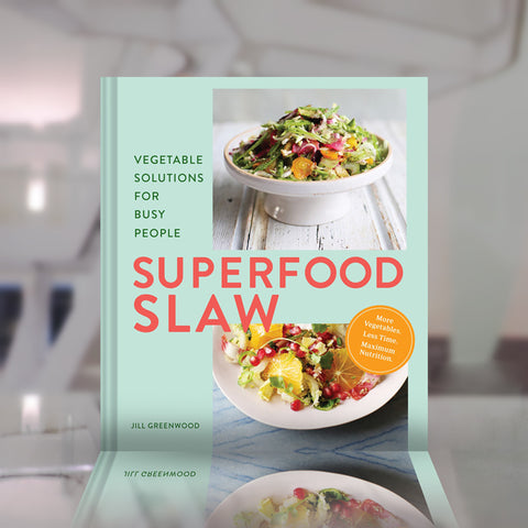 Superfood Slaw: Vegetable Solutions for Busy People