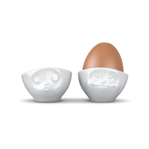 Tassen Egg Cup Set No. 1 - Dreamy and Kissing