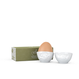 Tassen Egg Cup Set No. 3 - Happy and Hmpff