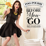 Poo~Pourri in 100-use-bottle in Lavender Vanilla