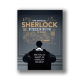 The Official Sherlock Holmes Book: Are You as Smart as Sherlock Holmes?