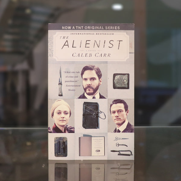 The Alienist: A Novel by Caleb Carr