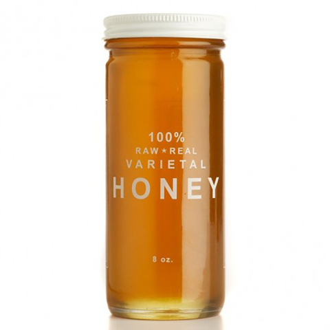 Bee Raw New York Basswood Honey