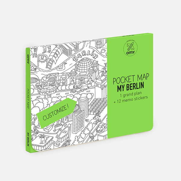 Pocket Map Berlin