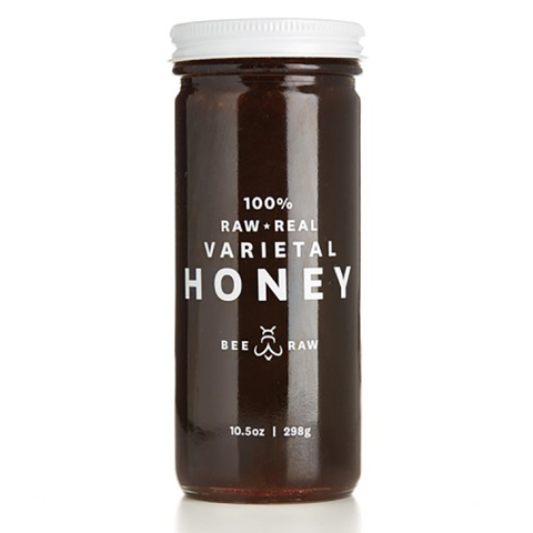 Bee Raw Washington Buckwheat Honey