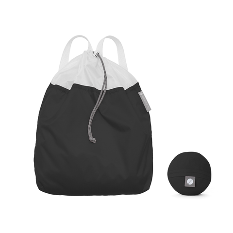 Drawstring Fold-Up Backpack