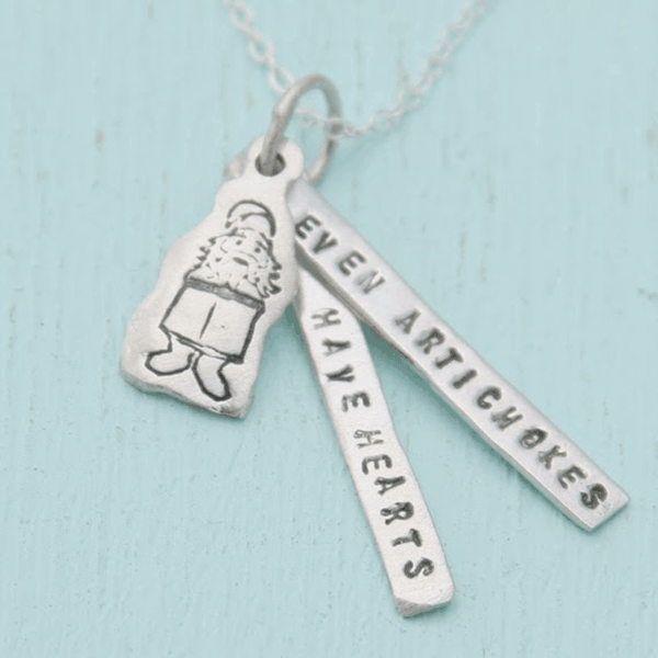 Necklace Quote from Amelie