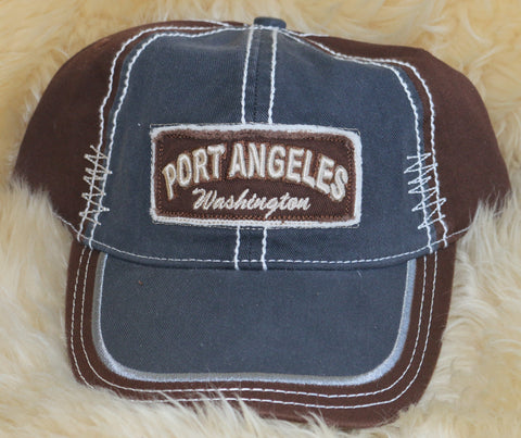 PORT ANGELES 2-TONE CAP