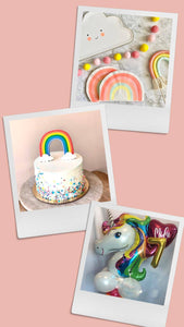 SOMEWHERE OVER THE RAINBOW Party Box