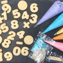 Load image into Gallery viewer, Math Cookie Decorating Kit