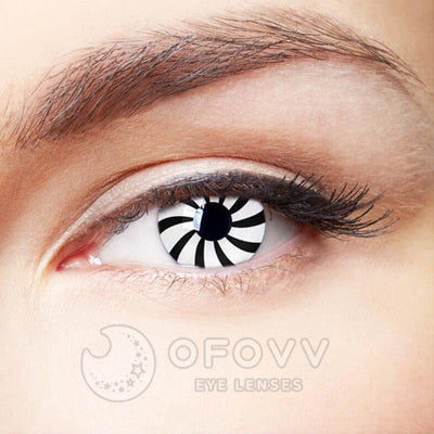 Ofovv® Cheap Non Prescription And Prescription Optical Special Effect Colored Contact Lenses Online Store(1 YEAR)
