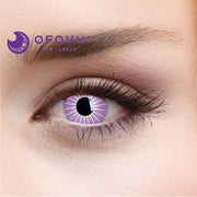 Ofovv® Cheap Non Prescription And Prescription Starburst Special Effect Colored Contact Lenses Online Store(1 YEAR)