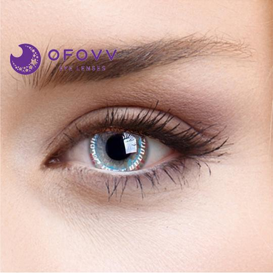 Ofovv® Cheap Non Prescription And Prescription Super Harley Special Effect Colored Contact Lenses Online Store(1 YEAR)