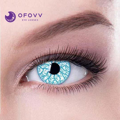 Ofovv® Cheap Non Prescription And Prescription Authentic Selene Special Effect Colored Contact Lenses Online Store(1 YEAR)