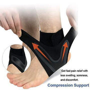 Ihrtrade Walk-Hero Official Retailer - The Adjustable Elastic Ankle Brace (4 sizes)