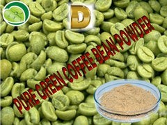 1. Green Coffee Bean Powder