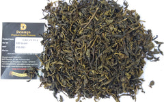 Green Tea Leaf. Orthodox green tea from the Tender leaf. Organic and premium quality