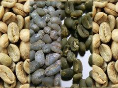 Green Coffee Bean (Unroasted). AA Graded beans.