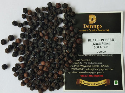 Kerala Black Pepper/ Kaali Mirch