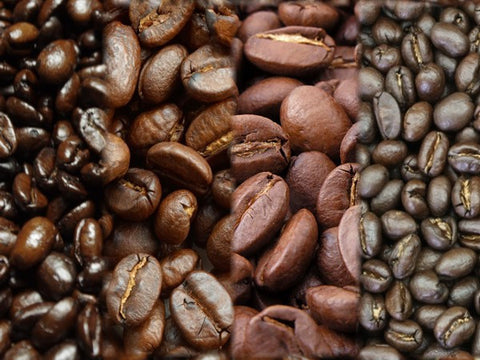 Whole Roasted Coffee Bean (Premium Quality) wide variety of collections