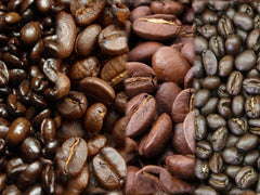 Roasted Coffee Bean-Arabica, Robusta, Peaberry