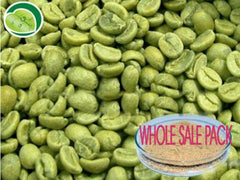 Green  Coffee Bean Powder  Whole Sale Pack for Retailers