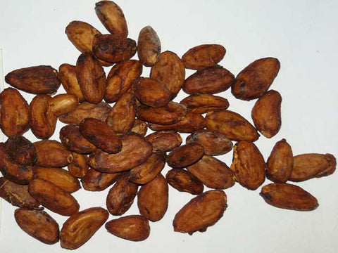 Unroasted - Good Fermented and Sun Dried Cocoa Beans. Make your own chocolate..