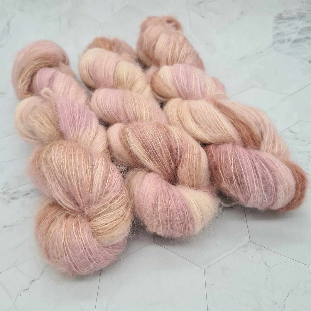 Jaded Rose - Kitt - Suri Alpaca