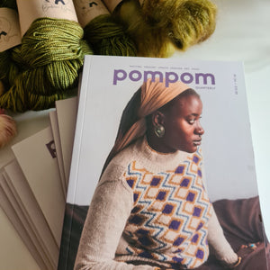 Pom Pom Quarterly - Issue 34: Autumn 2020