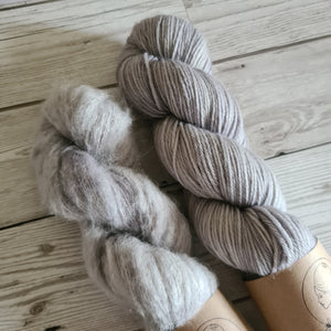 Minted Hat Kit (Sport + Suri Alpaca)